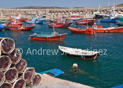Crab Traps, Spain