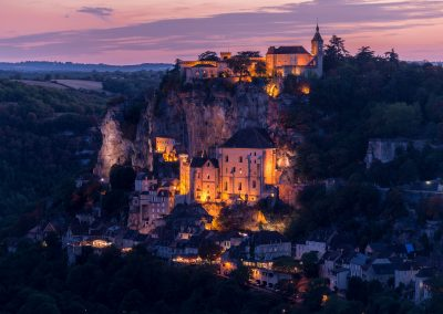 Roccamadour, France